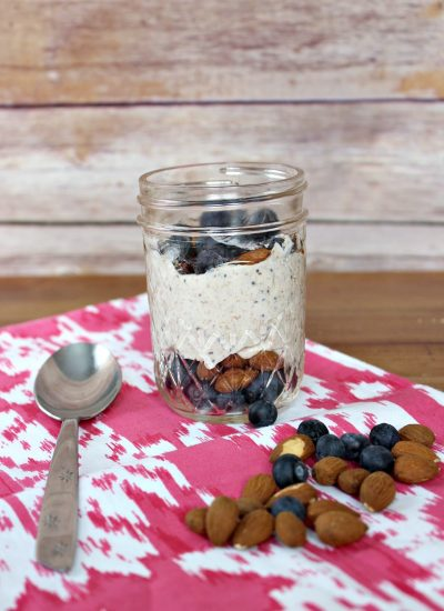 Superfood She-Hero Breakfast-In-A-Jar Recipe
