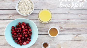 cranberry-oatmeal