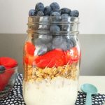 Berry and Yogurt Breakfast in a Jar Recipe